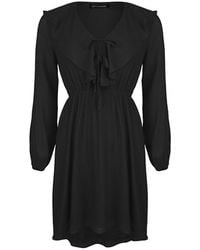 Lofty Manner Dress Carilla - Zwart