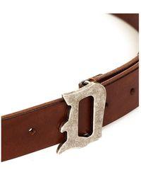 Dondup Belt - Marron