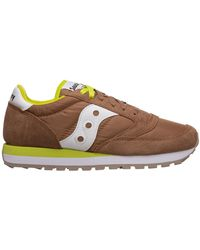Saucony - Men's Shoes Suede Trainers Sneakers Jazz - Lyst