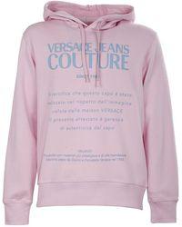 Versace Hoodie - Roze