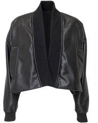 Sportmax - Cropped Jacket - Lyst