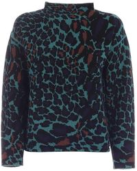 Diane von Furstenberg - Sweater - Lyst
