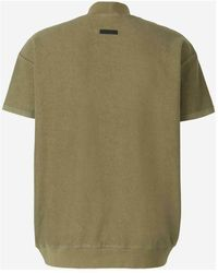 Fear Of God Inverted Cotton T-shirt