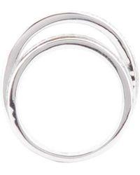 Swarovski Ring - Grigio