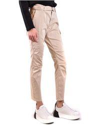 Mason's Trousers Beige - Neutro