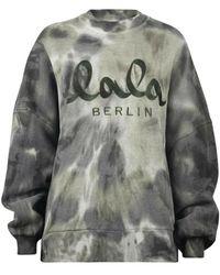 Lala Berlin Sweatshirt Izaya - Verde
