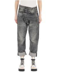 R13 Jeans - Zwart