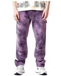 Stussy Pants - Paars