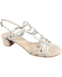 Bibi Lou Schoenen Sandals - Naturel