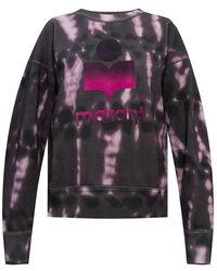 Étoile Isabel Marant Sweatshirt with logo - Multicolore