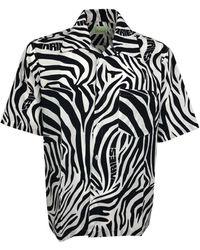 Aries - Hawaiian Shirt - Lyst
