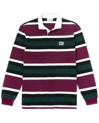 Lacoste Rugby Poloshirt Kh8633 - Rood