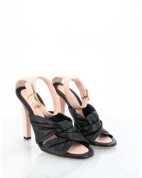 Céline Vintage Sandales - Zwart