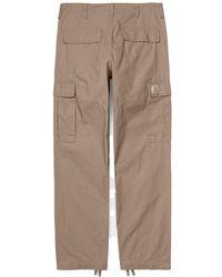 Carhartt WIP Régulier Pantalon Cargo - Neutre