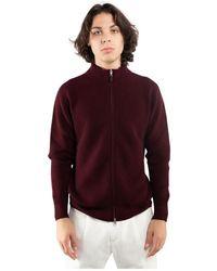 Gran Sasso Sweater - Rood