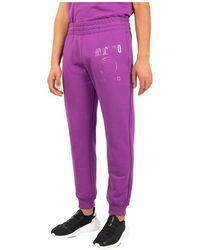 Moschino Pantalone - Paars