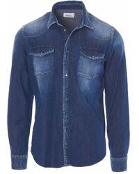 Forte Forte Shirt - Blauw