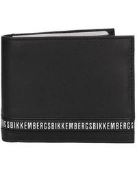 Bikkembergs - E2bpme2d3053 Wallet - Lyst
