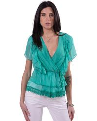 Guess - Blouse - Lyst