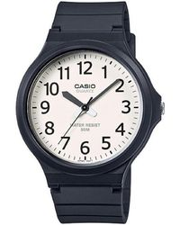 G-Shock Watch Mw-240-7b - Zwart