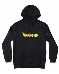 DC Shoes Bananas hoodie - Nero