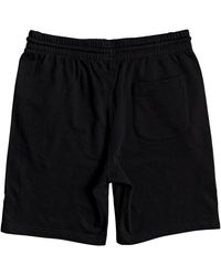 DC Shoes Shorts Edyfb03078 - Noir