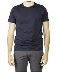 Jeordie's T-shirt - Bleu