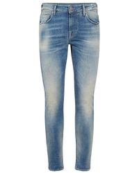 Guess Trousers - Bleu