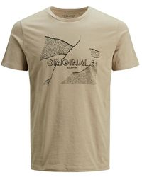 Burberry - Short Sleeve T-shirt - Lyst