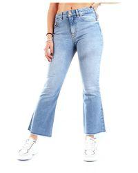 Versace Jeans Couture - A1hza0h460564 Pants Women - Lyst