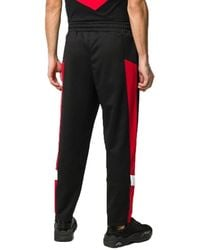 Givenchy Panelled Track Pants Negro