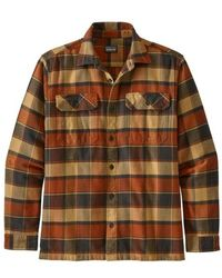 Patagonia Shirt - Rood
