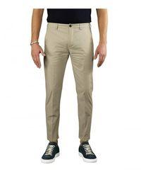 Department 5 Chino Trousers - Neutro