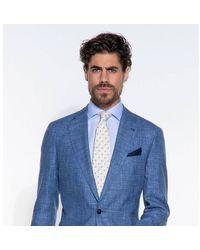 Dutch Dandies Blazer 044282 - Blauw