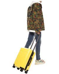 Off-White c/o Virgil Abloh Suitcase Amarillo