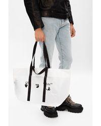 Off-White c/o Virgil Abloh Shopper bag Blanco