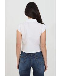 Elisabetta Franchi Shirt Blanco