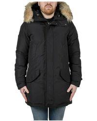 Woolrich Polar Parka - Zwart