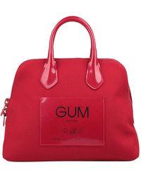 Gum By Gianni Chiarini Bags.. - Rood