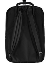 Fjallraven Kånken pc backpack 15 Negro