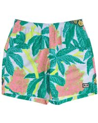 Obey Easy Relaxed Buds Shorts - Groen