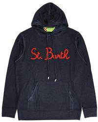 Mc2 Saint Barth Hooper Emb Sb 61 - Blauw