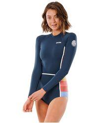 Rip Curl Swimsuit - Blauw
