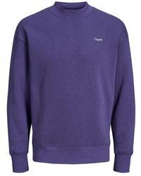 Jack & Jones - Sweatshirt Crew-neck - Lyst