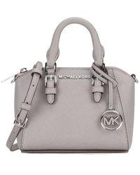 Michael Kors Giftables Ciara Mini Bag - Grijs