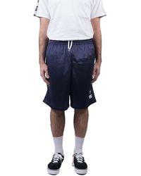 Used Future Shorts In Mesh - Blauw