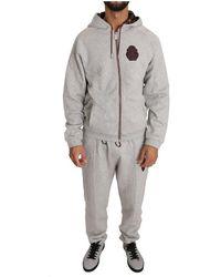 Billionaire Sweater Pants Tracksuit - Grijs