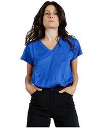 Weekend by Maxmara T-shirt - Blauw