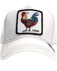 Goorin Bros 101-9984 Cock HAT - Weiß