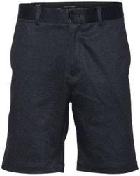 Clean Cut Milano Niel Stretch Shorts - Cc2034 - Noir